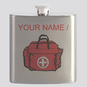 Custom First Aid Kit Flask